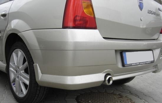 Spoiler Spate Logan Dacia Logan Prelungire Spoiler