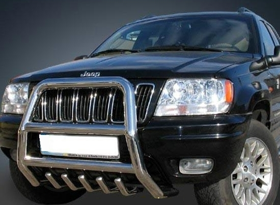Jeep Grand Cherokee WJ 99 04 Parachoque De Impulsão