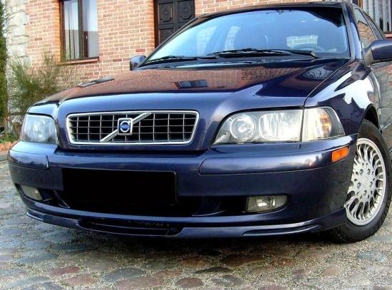 Volvo S40 V40 00 04 Front Bumper Spoiler Volvo V40 Volvo Shop Tuning Gt