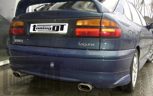 renault laguna 1 rear bumper spoiler