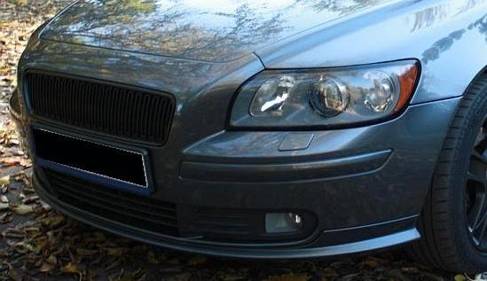 Volvo S40 V50 04 07 Front Bumper Spoiler Volvo V50 Volvo Shop Tuning Gt