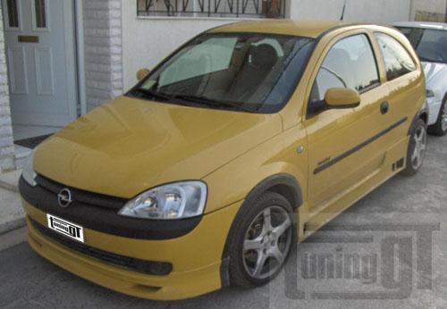 Wonderlijk Opel Corsa C Side skirts | OPEL CORSA C | OPEL | Shop | Tuning GT OW-22