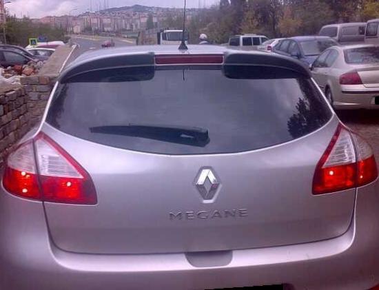 Renault Megane 3 Rear Roof Spoiler   RENAULT MEGANE 3   RENAULT   Shop    Tuning GT