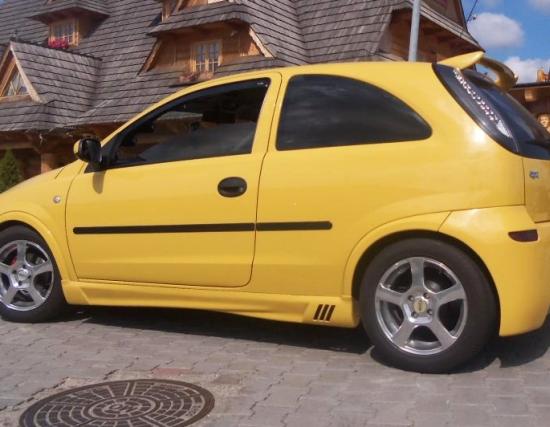 Uitgelezene Opel Corsa C Slenksčiai | OPEL CORSA C | OPEL | Shop | Tuning GT TS-89