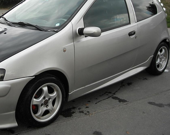 Fiat Punto 2 Side skirts | FIAT PUNTO 2 | FIAT | Shop | Tuning GT