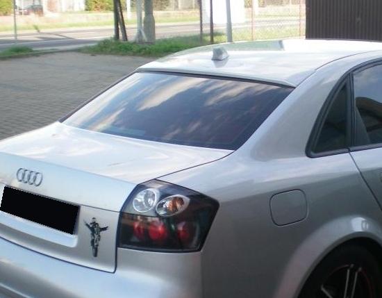 Audi a4 b6 rear window covering tuning gt ebay for 2002 audi a4 rear window regulator