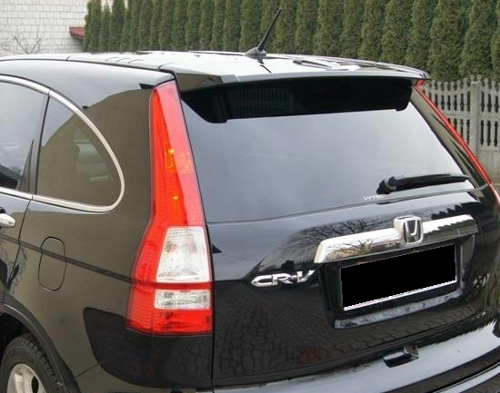 honda cr v crv 3 iii rear roof spoiler tuning gt. Black Bedroom Furniture Sets. Home Design Ideas
