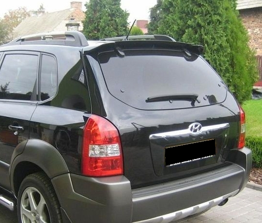 hyundai tucson rear roof spoiler tuning gt ebay. Black Bedroom Furniture Sets. Home Design Ideas