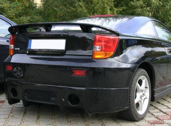 toyota celica t23 rear boot spoiler tuning gt ebay. Black Bedroom Furniture Sets. Home Design Ideas