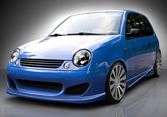vw lupo frontsto stange frontsch rze sm tuning gt ebay. Black Bedroom Furniture Sets. Home Design Ideas