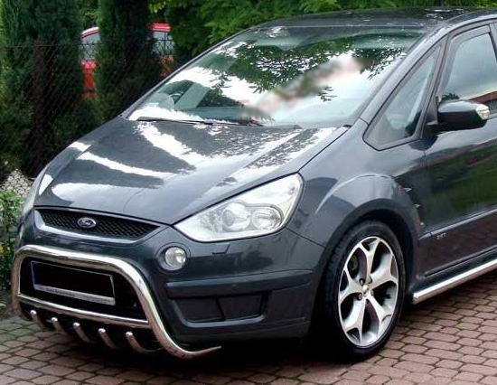 ford s max 06 10 pare buffle avant tuning gt ebay. Black Bedroom Furniture Sets. Home Design Ideas