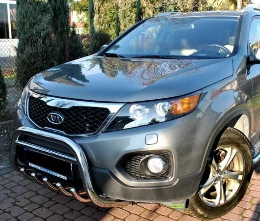 kia sorento 2 pare buffle avant tuning gt ebay. Black Bedroom Furniture Sets. Home Design Ideas