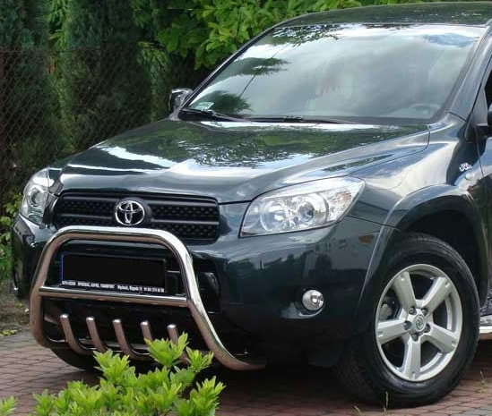 toyota rav4 3 pare buffle avant tuning gt ebay. Black Bedroom Furniture Sets. Home Design Ideas